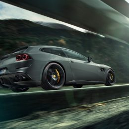 NOVITEC 709 HP Ferrari GTC4Lusso