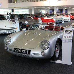 Special Editions-built Porsche 550 Spyder