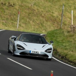 McLaren 720S named Sportscar of the Year 2017