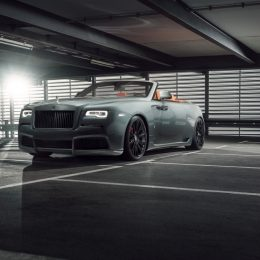 SPOFEC OVERDOSE for the Rolls-Royce Dawn