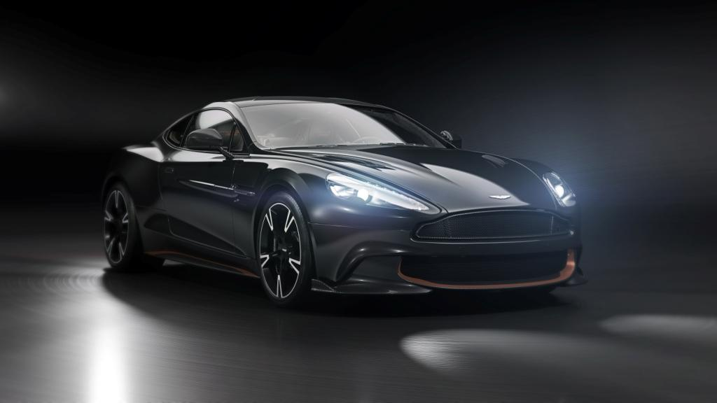 The Vanquish S Ultimate