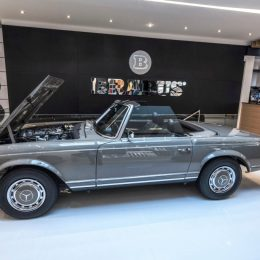 "BRABUS and Sunseeker Germany celebrate the grand opening of the exclusive joint ""KÖ90"" flagship store"