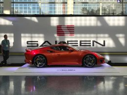 Introducing the Saleen Automotive 1
