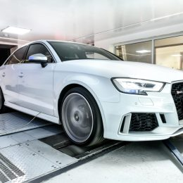 Litchfield New Tuning Programme For Audi RS3 8v and TT RS