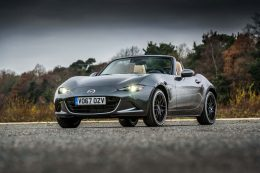 New limited edition Mazda MX-5 Z-Sport