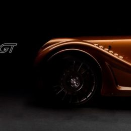 Morgan Motor Company launches race-inspired Aero GT
