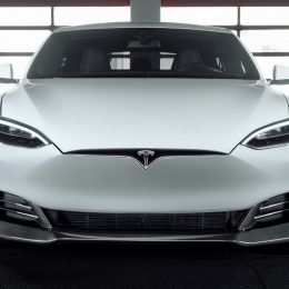 NOVITEC now also refines the Tesla S