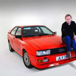 Philip Glenister to curate the Getaway Car feature at the 2018 London Classic Car Show