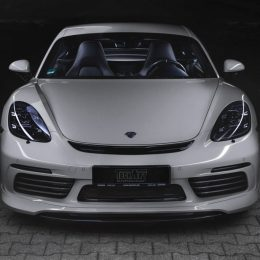 TECHART for Porsche 718 Cayman
