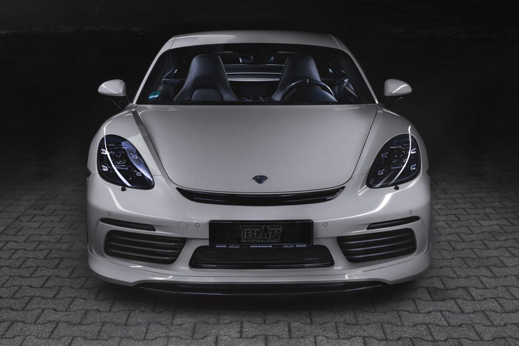 Techart For Porsche 718 Boxster And 718 Cayman