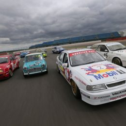 Return of Tin Top Sunday at the 2018 Silverstone Classic