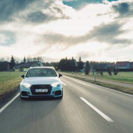 ABT Sportsline 500 HP Audi RS3