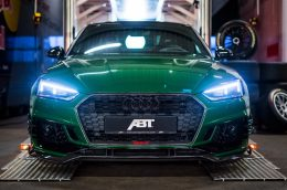 Introducing the ABT Sportsline Audi RS5-R