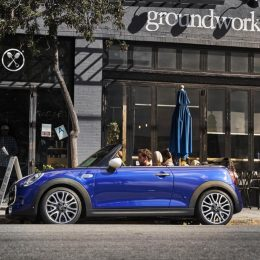 Introducing the new 2018 MINI convertible