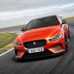 Jaguar XE SV Project8
