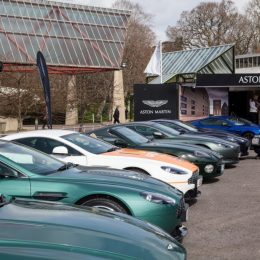 Awesome Aston Martins set for Beaulieu's 2018 Simply season