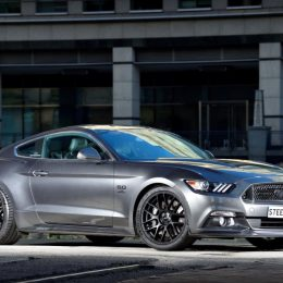 Steeda debuts Q500 Enforcer Mustang in Europe