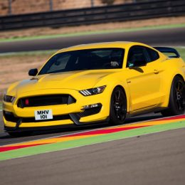 The Mustang GT350R