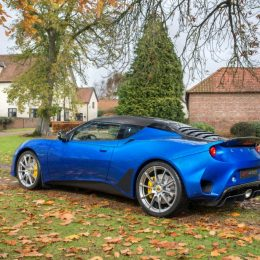 The New Lotus Evora GT410 Sport