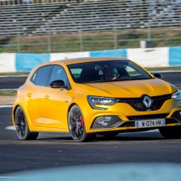 The all new Renault Megane R.S
