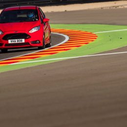 The multi-award-winning Fiesta ST