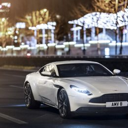 V8-Powered DB11