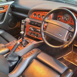 1997 Aston Martin V8 Vantage