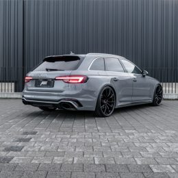 ABT RS4 with 510 HP and 680 Nm
