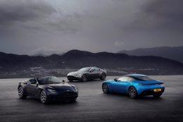 Aston Martin Geneva Motor Show 2018