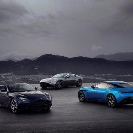 Aston Martin Geneva 2018 DB11 Family