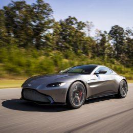 Aston Martin Geneva 2018 Vantage