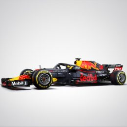 Aston Martin Red Bull Racing F1 car