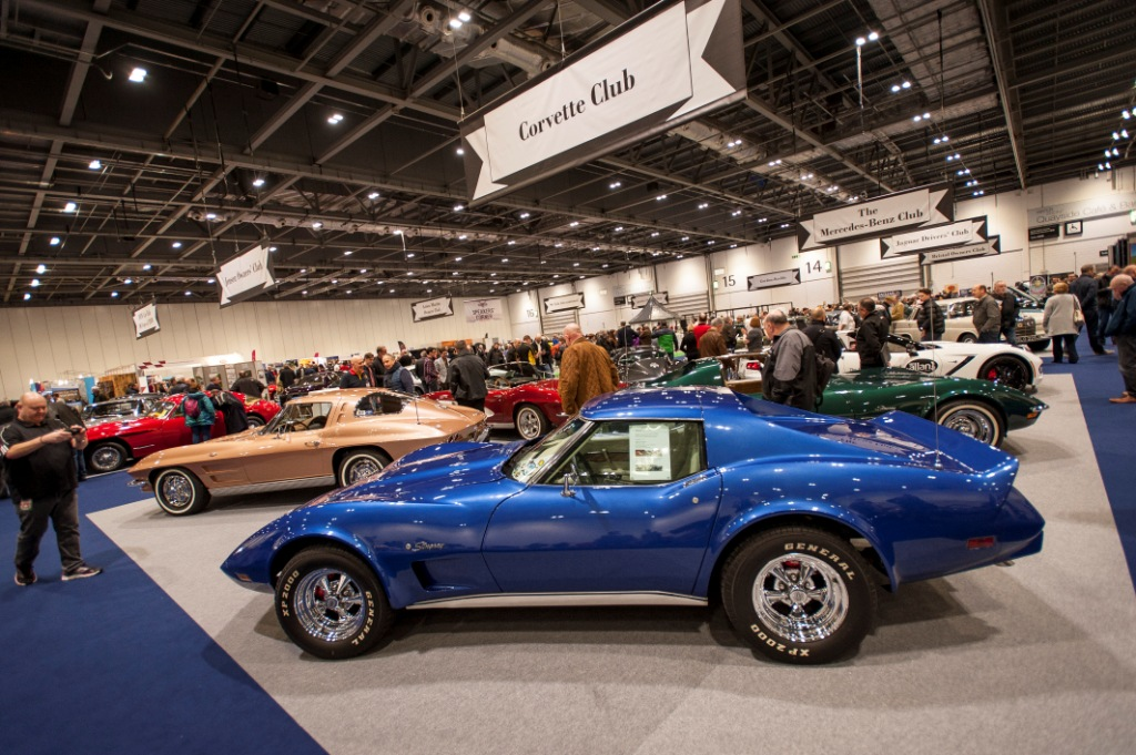 Record Numbers Of Car Clubs To Exhibit At London Classic Car Show - London classic car show 2018