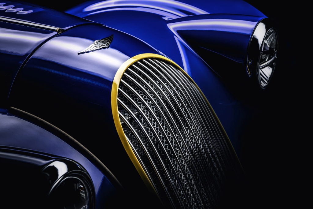 Morgan Motor Company teases Plus 8 50th Anniversary Edition ahead of Geneva Mtor Show 2018