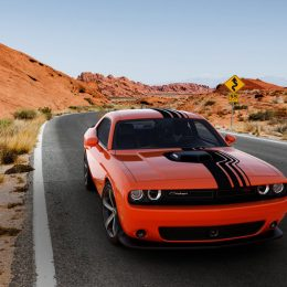 Dodge SRT Shakes Things Up With New Heritage-inspired Options