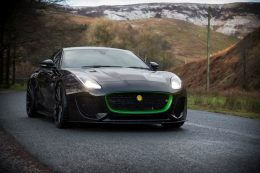 Lister Thunders into London Motor Show 2018