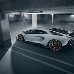 NOVITEC enhances the Lamborghini Aventador S