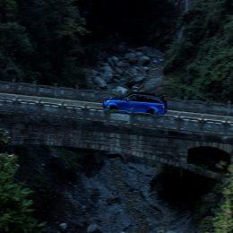 Range Rover Sport SVR Sets Tianmen Road Record