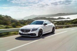 The new Mercedes-AMG C 63 models