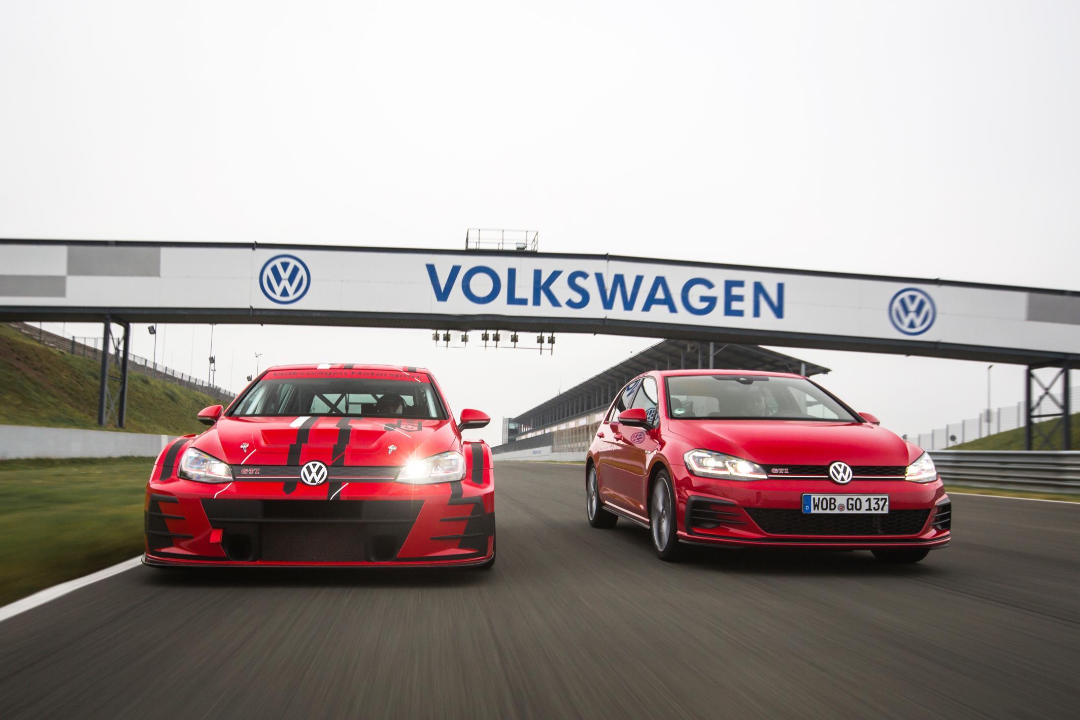 Volkswagen Golf GTI TCR, Volkswagen Golf GTI