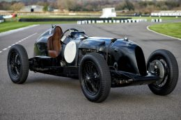 William Medcalf to race 1936 Bentley Pacey-Hassan at 76th Goodwood Members' Meeting