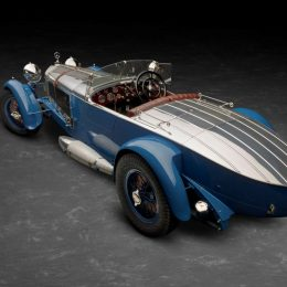 1929 Mercedes-Benz S Barker coming to Concours of Elegance 2018