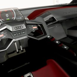 Audi e-tron Vision Gran Turismo goes from the PlayStation to the race track