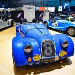 First Morgan Aero GT rolls off production line