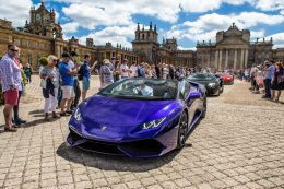 Blenheim Palace Classic & Supercar Show ready for action in 2018