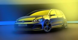 New Golf GTI ready for this year's GTI meeting at Wörthersee