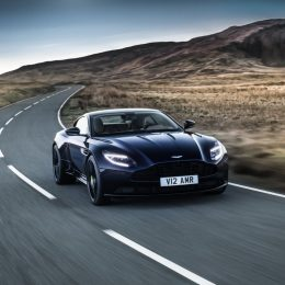 Mariana Blue Designer Specification - DB11 AMR