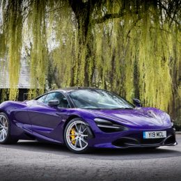 McLaren 720S gets Red Dot Best of the Best design award