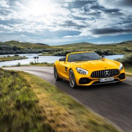 Mercedes-AMG GT S Roadster