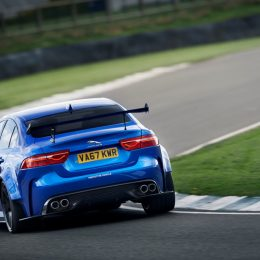 Racing legends rate Jaguar's Project 8